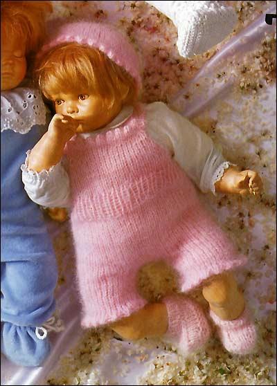 Рост куклы 35 смБлуза,