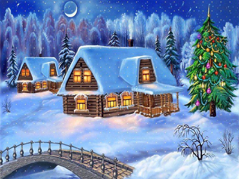 Новогодние загадки для детей с ответами: про Новый Год, деда Мороза, Снегурочку