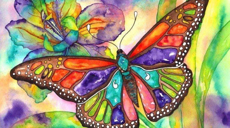 Детские загадки для детей про бабочек: самые интересные, простые и сложные