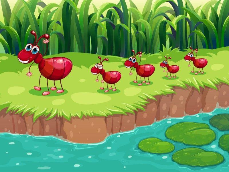 Загадки про муравья и муравейник: самые интересные и познавательные загадки про лесного труженика