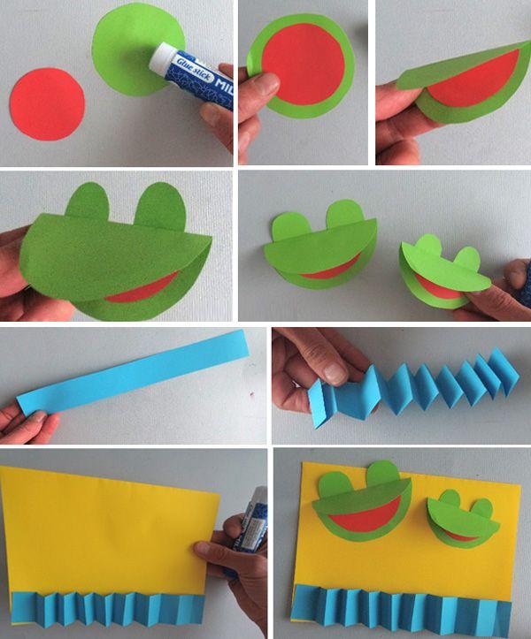 """Простые аппликации для детей на тему """"Лето"""": 9 легких примеров, как развлечь ребенка летом"""