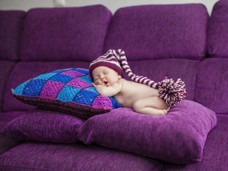 Подушка-развивайка для малышей: подробный мастер-класс
