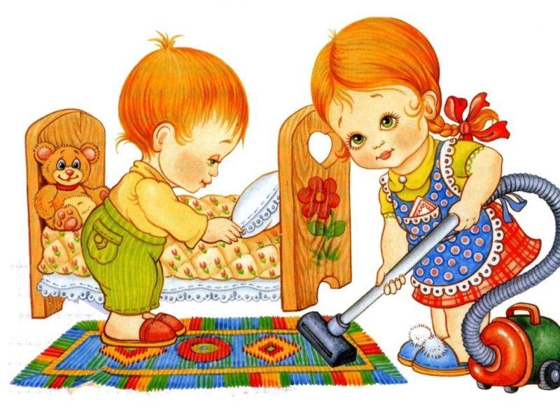 Пословицы и поговорки о труде и лени для детей