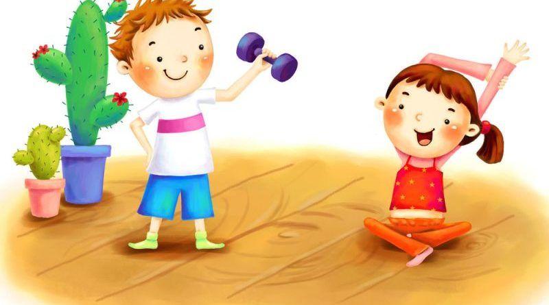 Пословицы о спорте и здоровом образе жизни для детей