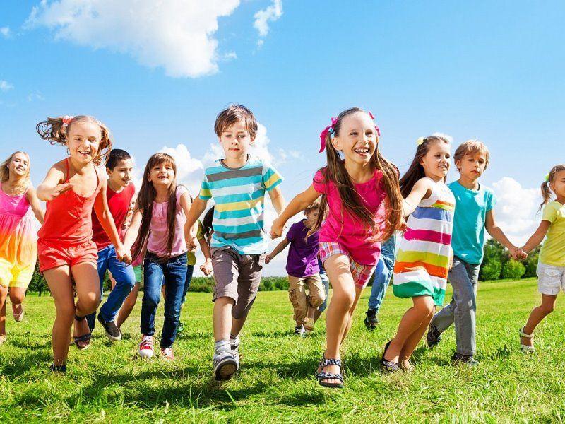 Полезные упражнения и игры для детей на свежем воздухе