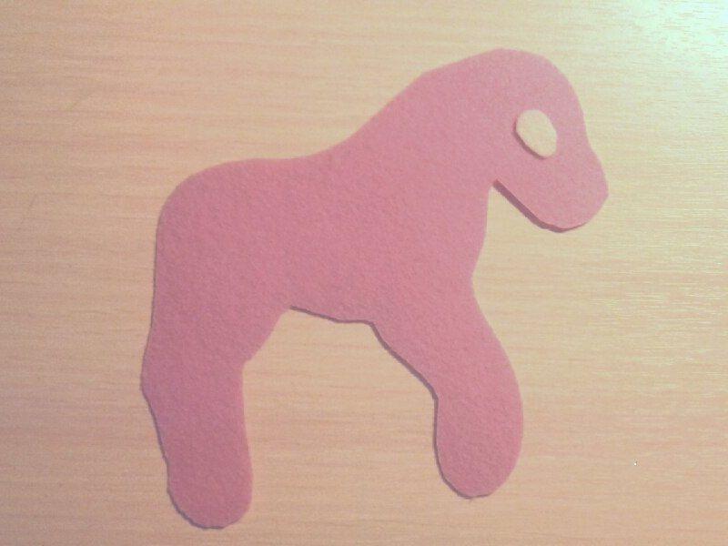 Пони Пинки Пай своими руками: мастер-класс + выкройка