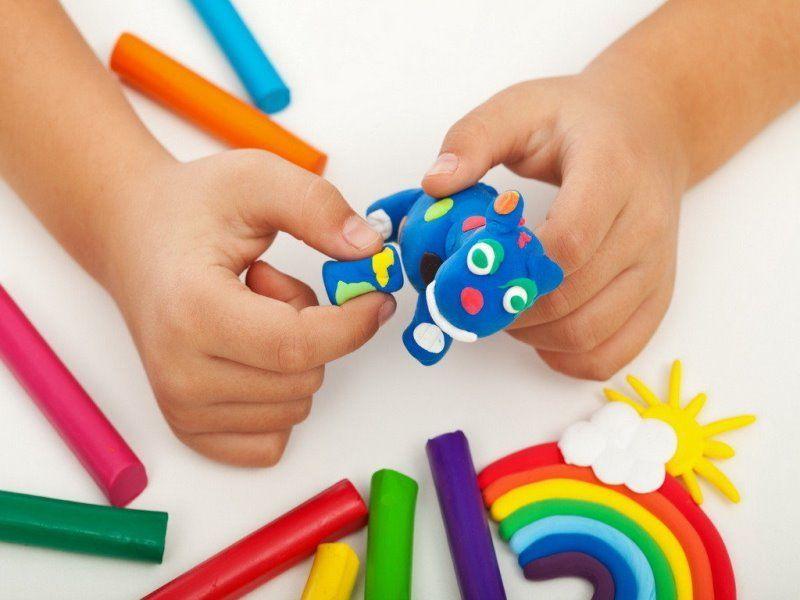 Какой пластилин для детей выбрать: виды и правила выбора