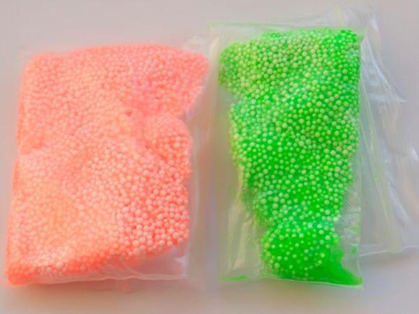 Овощи из шарикового пластилина: морковь
