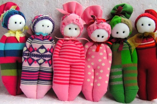 Мягкие игрушки из носков: идеи пошива + инструкции
