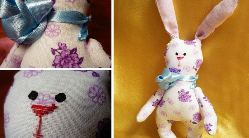 Заяц Тильда: мастер-класс по пошиву для начинающих + выкройка
