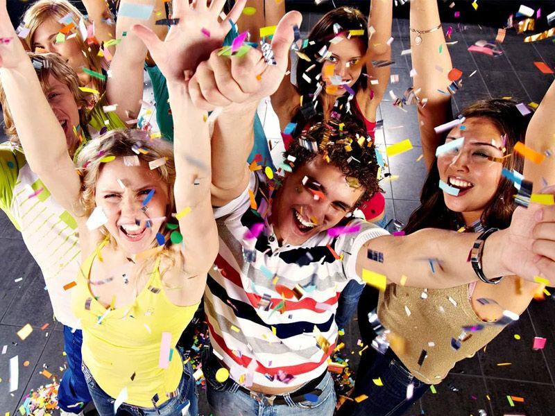Сценарий веселого семейного мероприятия: конкукрсы для семейных команд