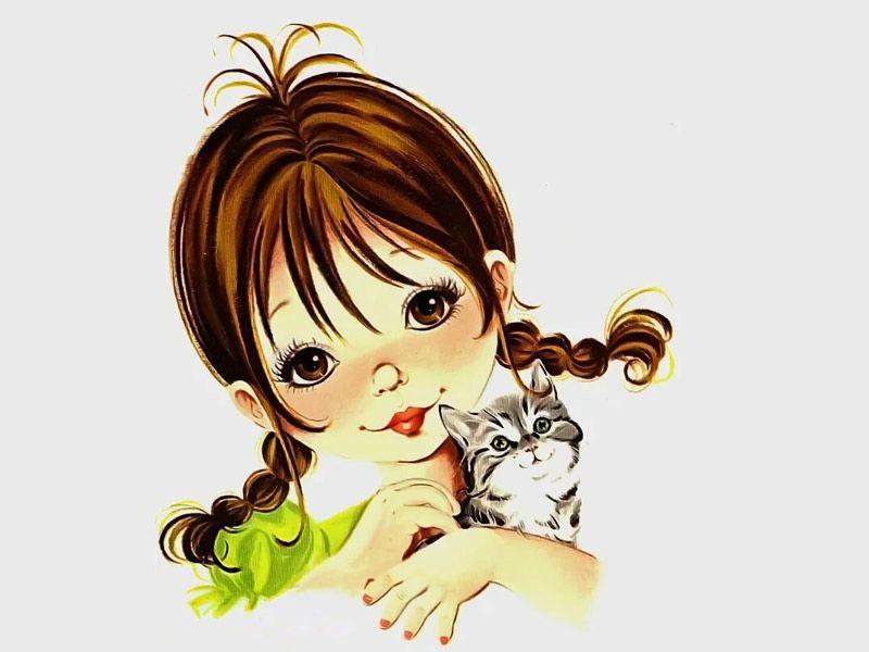 Сценарий праздника 8 Марта Как Аленка потеряла свою кошку