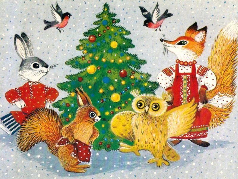 Сценарий новогоднего концерта для малышей в детском саду