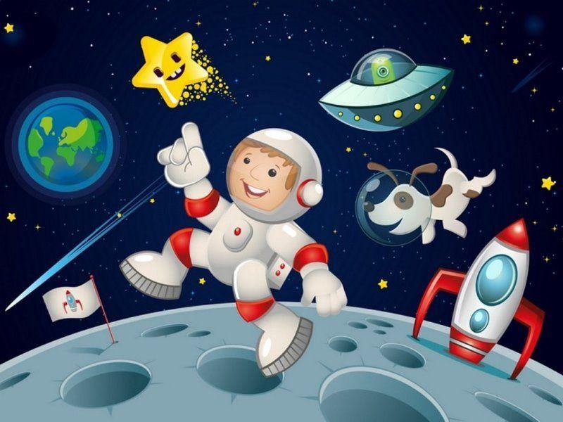 Сценарий праздника, посвященного Дню Космонавтики для детей