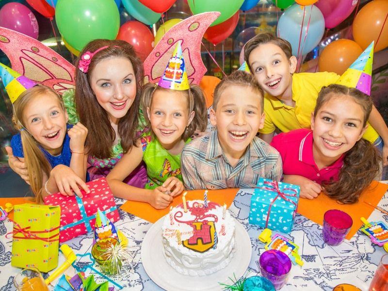 Сценарий дня рождения для самых маленьких с конкурсами и эстафетами