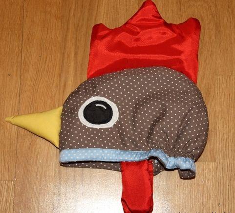 Как сшить костюм Петушка для мальчика на утренник