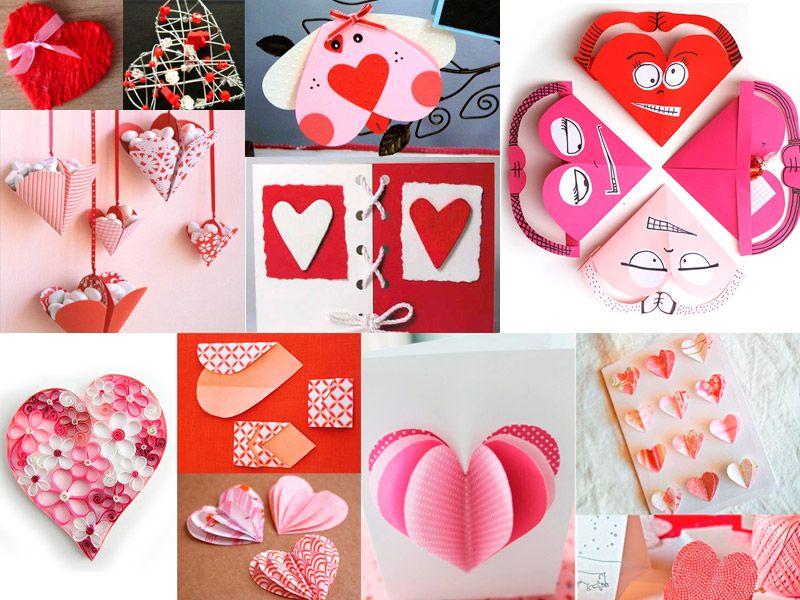 Как сделать валентинку: идеи, советы, материалы, фото