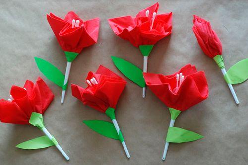 Объемные цветы из бумаги: схемы, мастер-классы, как сделать 3D цветы