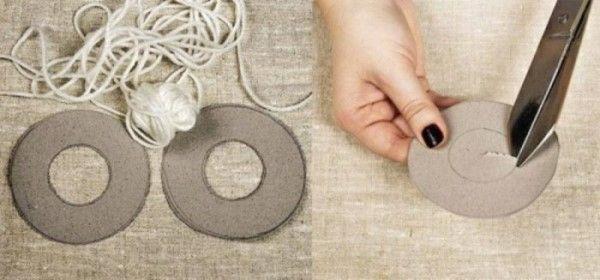 Как сделать помпон: 3 простых способа