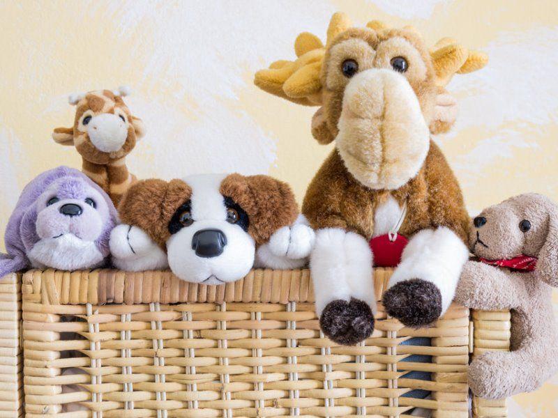 Как крепить глаза к игрушкам из ткани: пошаговый мастер-класс