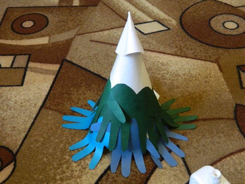 Поделка петушок из картона и цветной бумаги
