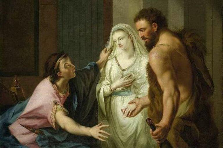 Геракл у Адмета, древнегреческий миф