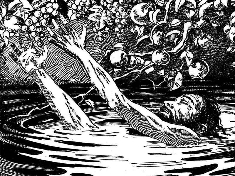 Дреквнегреческий миф про Тантала