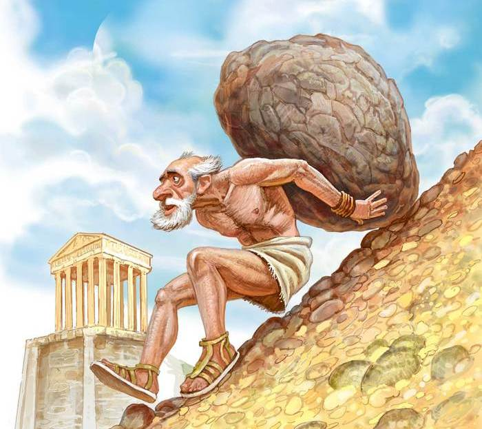 Миф про Сизифа