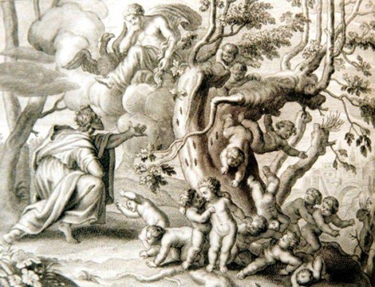 Эак / Сказания о героях и легенды Древней Греции