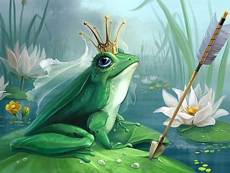 Царевна-лягушка Русская народная сказка