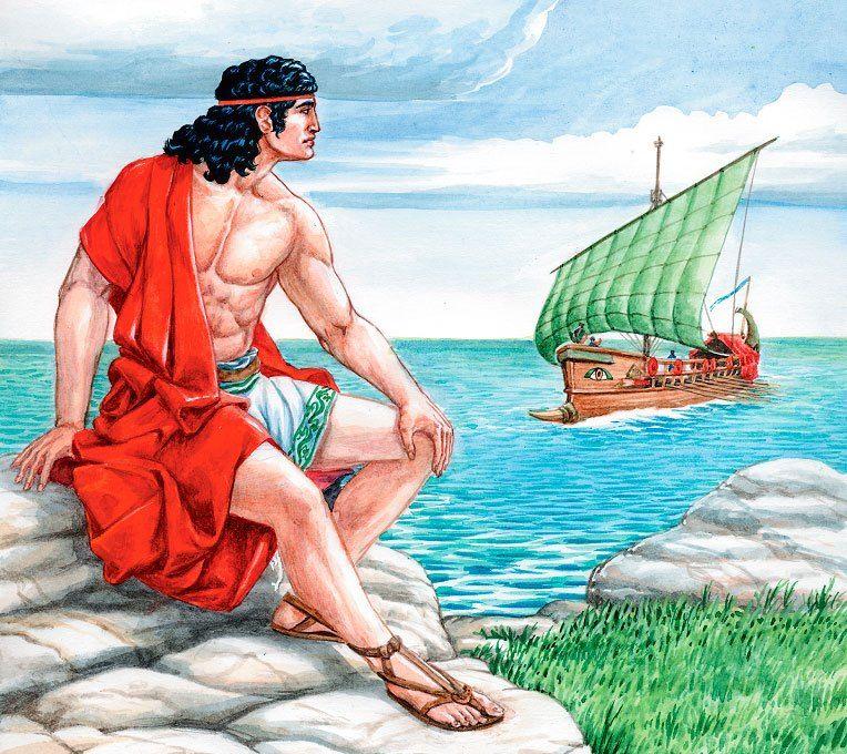 Дионис и тирренские морские разбойники
