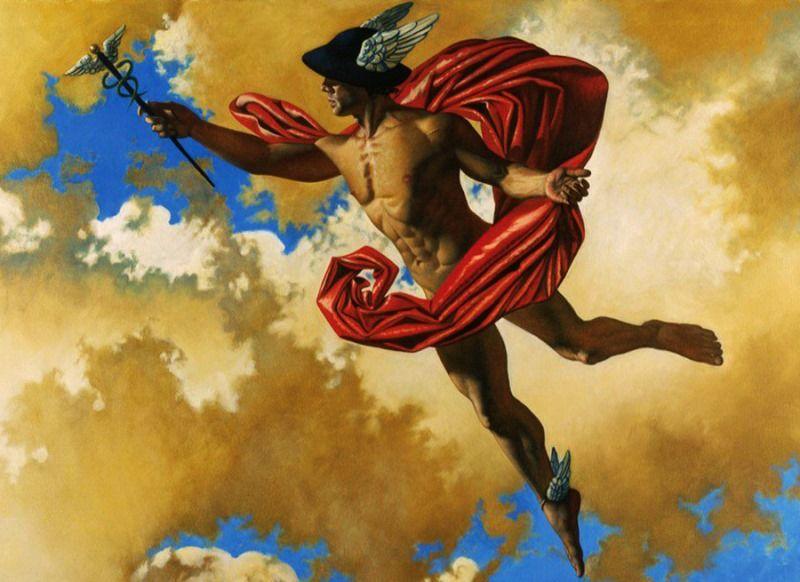 Гермес - древнегреческий миф