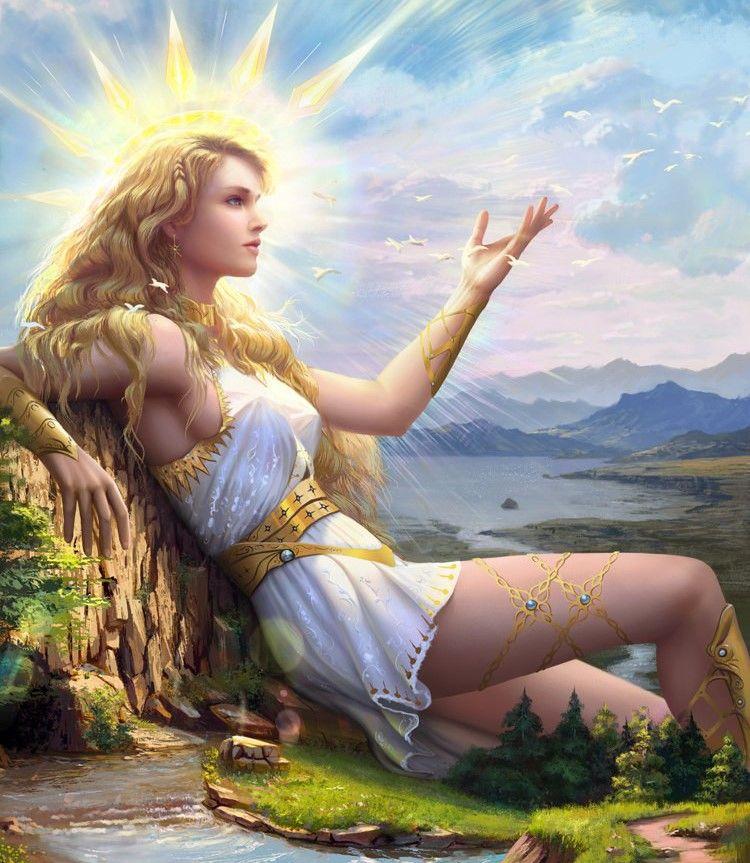 Афродита: греческая мифология