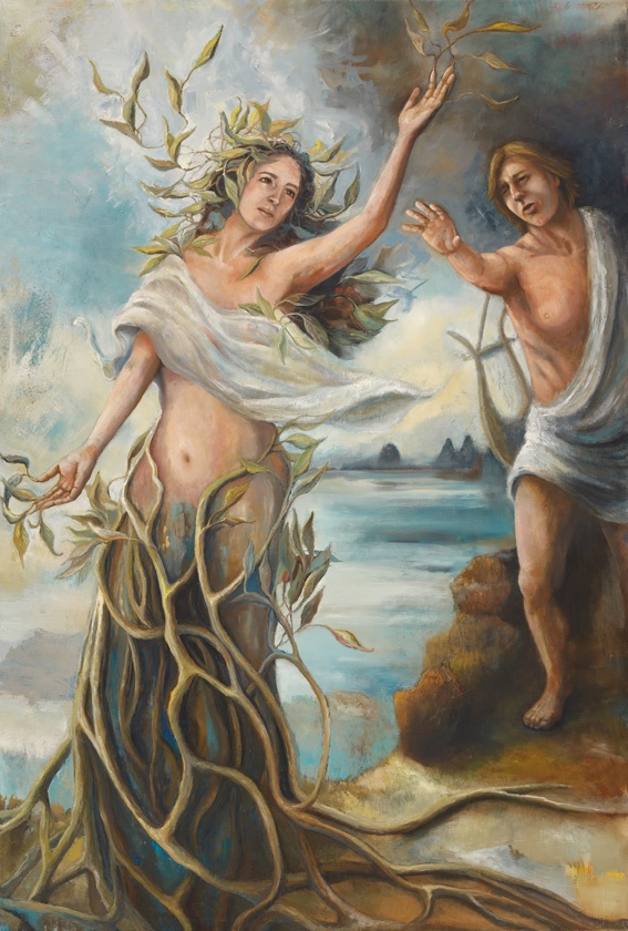 Дафна: кто такая из греческих мифов
