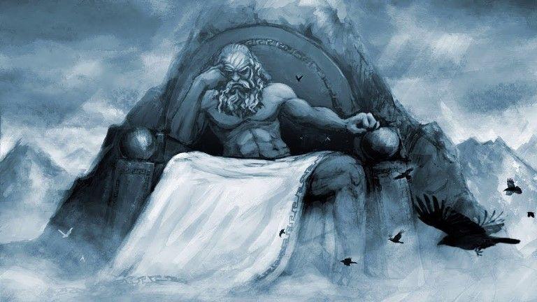 Рождение мира в греческой мифологии
