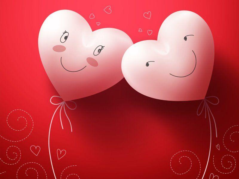 Короткие поздравления валентинки с Днём Всех Влюблённых — 50 смс-поздравлений на телефон