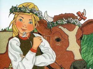 Разумная дочь: белорусская народная сказка