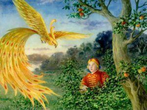Золотая птица - сказка