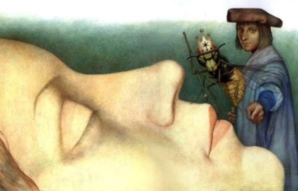 Пчелиная матка: сказка братьев Гримм