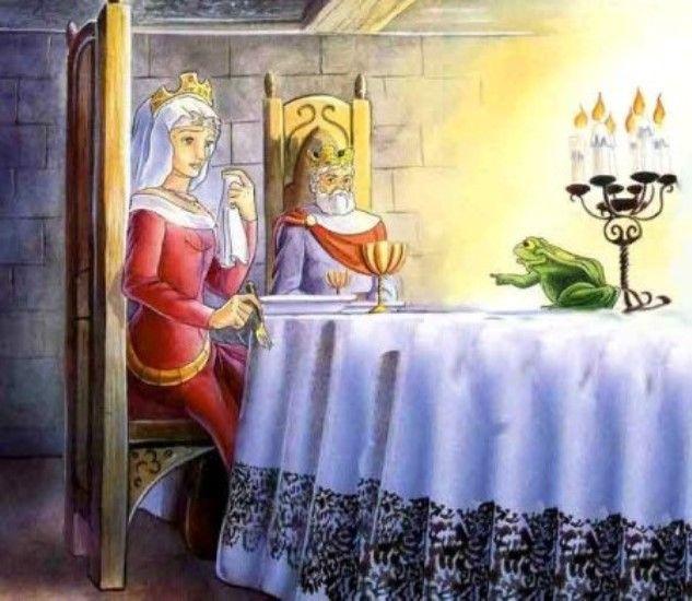 Король-лягушонок или Железный Генрих