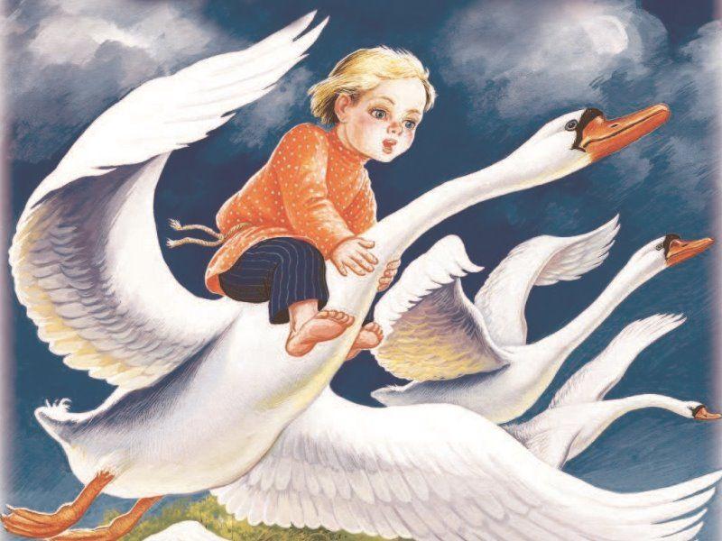 Ивашко и ведьма сказка для детей