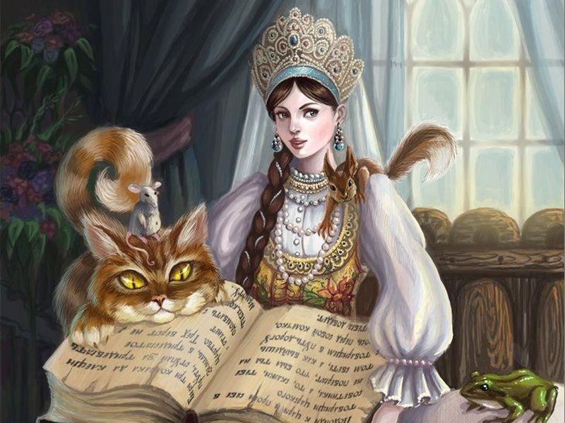 Вещий сон, русская сказка