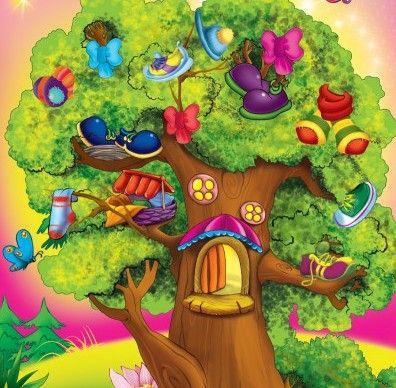 Чудо-дерево: стихотворение К.Чуковского