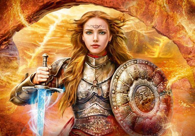 Меч королевы: сказка Лидии Чарской