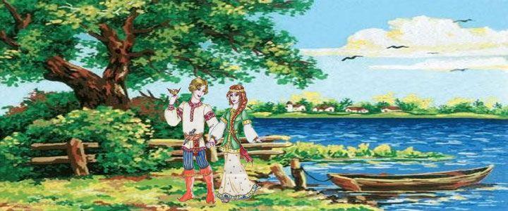 Иван да Марья: сказка А.Н.Толстого