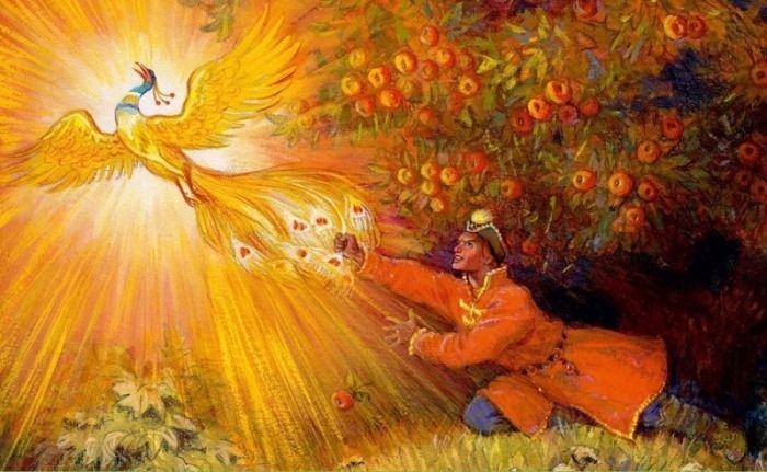 Жар-птица: сказка А.Н.Толстого