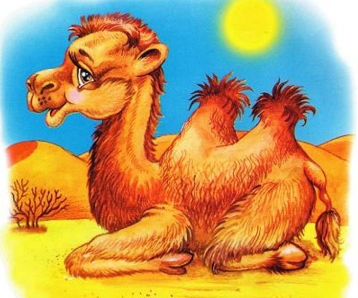 Верблюд: сказка А.Н.Толстого