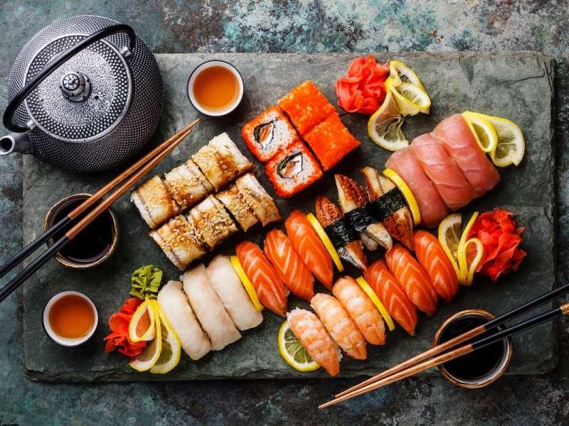 Польза суши для человека