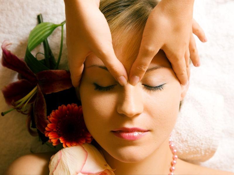 Массаж шиацу для глаз: секреты красоты