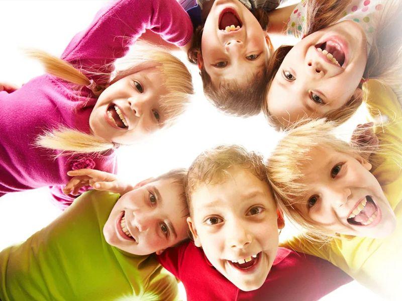 Лучшие моменты в жизни детей
